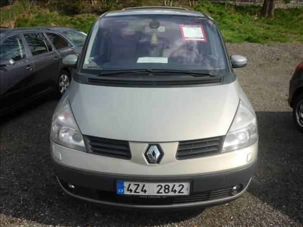 Renault Espace 3,0 DCi/AUTOMAT, foto 1 Auto – moto , Automobily | spěcháto.cz - bazar, inzerce zdarma