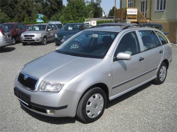 Škoda Fabia 1.9 TDI Klima, ASR,ser.knížka, foto 1 Auto – moto , Automobily | spěcháto.cz - bazar, inzerce zdarma