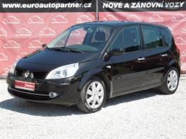 Renault Scénic 1,9 dCi 96 kW 6-ti kvalt TAŽNÉ