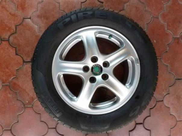 Škoda Octavia sada orig. ALU KOL Škoda, foto 1 Náhradní díly a příslušenství, Osobní vozy | spěcháto.cz - bazar, inzerce zdarma