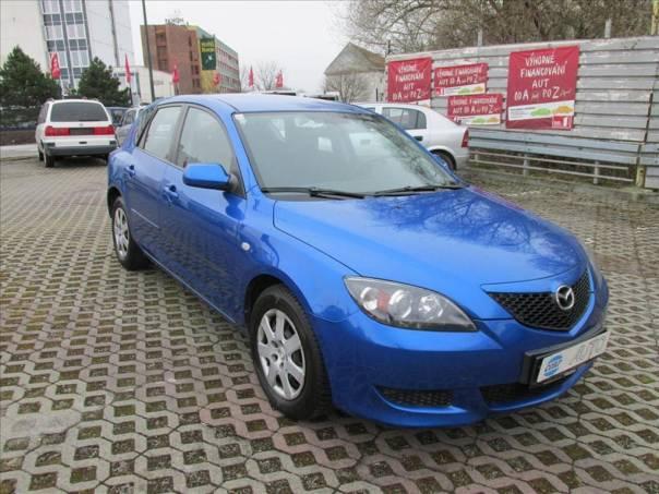 Mazda 3 1,6 DI ,KLIMA, foto 1 Auto – moto , Automobily | spěcháto.cz - bazar, inzerce zdarma