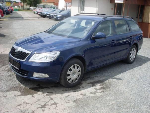 Škoda Octavia Combi 1,6 TDI Ambiente, CZ, servisk, foto 1 Auto – moto , Automobily | spěcháto.cz - bazar, inzerce zdarma