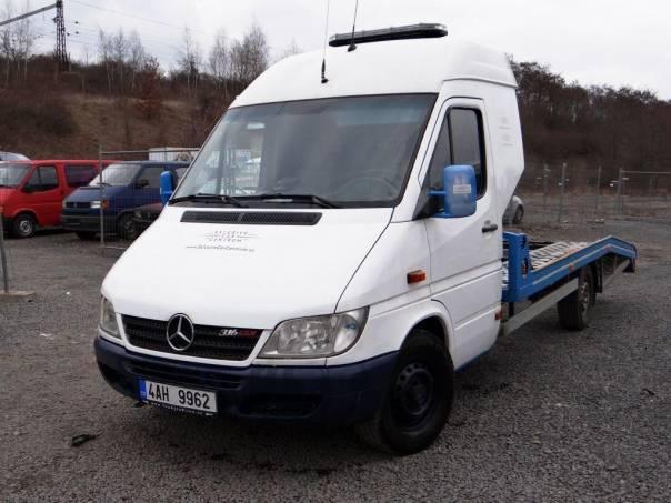 Mercedes-Benz Sprinter 316 CDI, Automat,Klima,Webasto, foto 1 Užitkové a nákladní vozy, Do 7,5 t | spěcháto.cz - bazar, inzerce zdarma