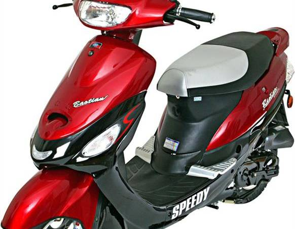 Baotian  SKÚTR BAOTIAN QT 50, foto 1 Auto – moto , Motocykly a čtyřkolky | spěcháto.cz - bazar, inzerce zdarma