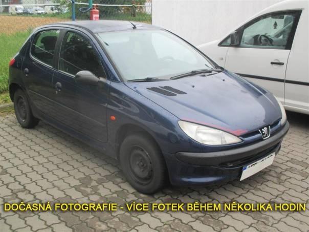 Peugeot 206 1.1 i, foto 1 Auto – moto , Automobily | spěcháto.cz - bazar, inzerce zdarma