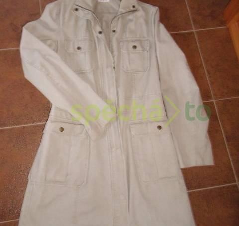 6dff42b97f25 dámský plátěný kabát zn Orsay