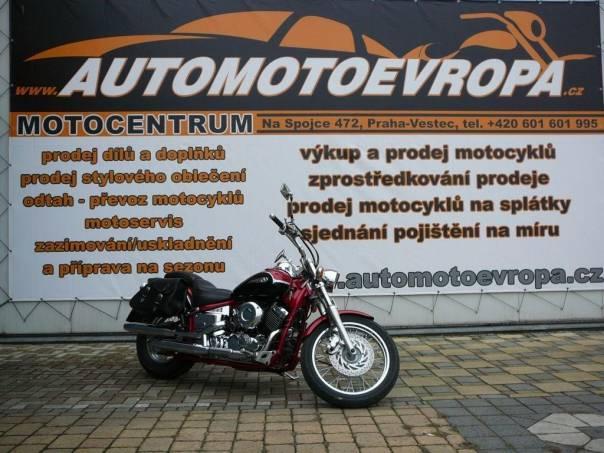 Yamaha XVS koup.v ČR, 1.maj., foto 1 Auto – moto , Motocykly a čtyřkolky | spěcháto.cz - bazar, inzerce zdarma