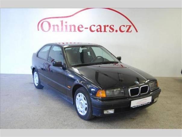 BMW Řada 3 316 1.6 i COMPACT, foto 1 Auto – moto , Automobily | spěcháto.cz - bazar, inzerce zdarma