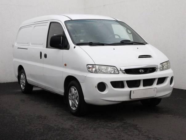 Hyundai H-1  2.5 CRD, Serv.kniha,ČR, foto 1 Užitkové a nákladní vozy, Do 7,5 t   spěcháto.cz - bazar, inzerce zdarma