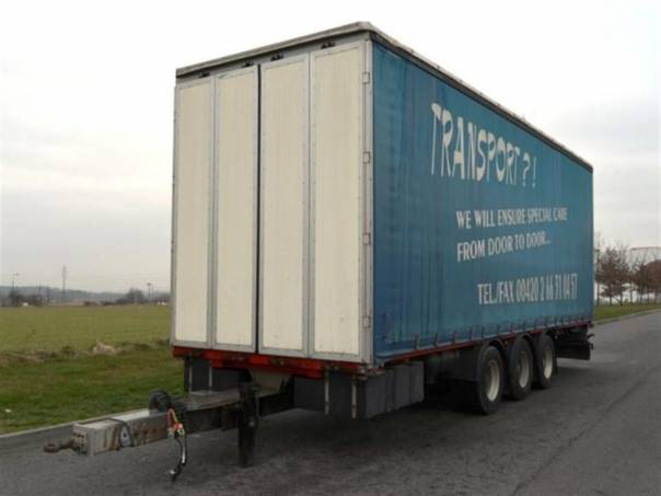 RC26CF, foto 1 Užitkové a nákladní vozy, Přívěsy a návěsy | spěcháto.cz - bazar, inzerce zdarma