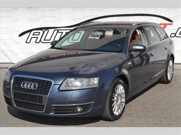 Audi A6 3,2 FSi*Quattro*MMI*Kůže*Autom, foto 1 Auto – moto , Automobily | spěcháto.cz - bazar, inzerce zdarma