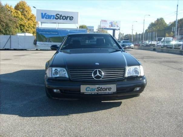 Mercedes-Benz Třída SL 5,0 SL 500/225kW, foto 1 Auto – moto , Automobily | spěcháto.cz - bazar, inzerce zdarma