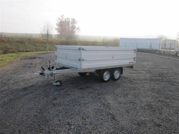 ZV 32B2 2,0T 3,0/1,80/0,70-2ná, foto 1 Užitkové a nákladní vozy, Přívěsy a návěsy | spěcháto.cz - bazar, inzerce zdarma