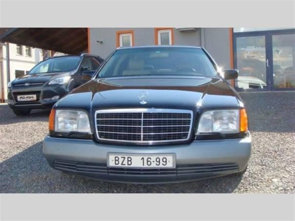 Mercedes-Benz Třída S 600 SEL_300kW, foto 1 Auto – moto , Automobily | spěcháto.cz - bazar, inzerce zdarma