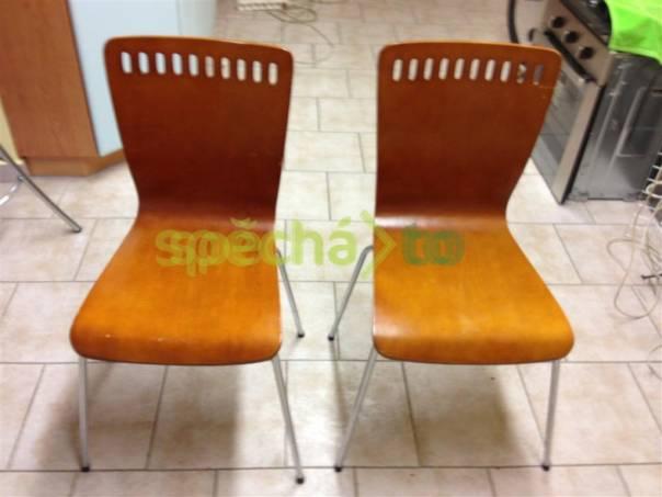 Prodam stul a zidle - odstin tresen, foto 1 Bydlení a vybavení, Stoly a židle | spěcháto.cz - bazar, inzerce zdarma