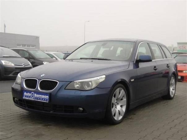 BMW Řada 5 535D *200kW*GPS NAVI*DIGI TV*, foto 1 Auto – moto , Automobily | spěcháto.cz - bazar, inzerce zdarma