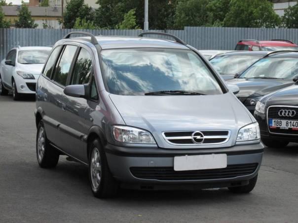 Opel Zafira  1.6, klima, litá kola, foto 1 Auto – moto , Automobily | spěcháto.cz - bazar, inzerce zdarma