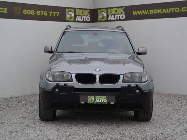 BMW X3 3.0D ČR,Automat,Serv.kn., foto 1 Auto – moto , Automobily   spěcháto.cz - bazar, inzerce zdarma
