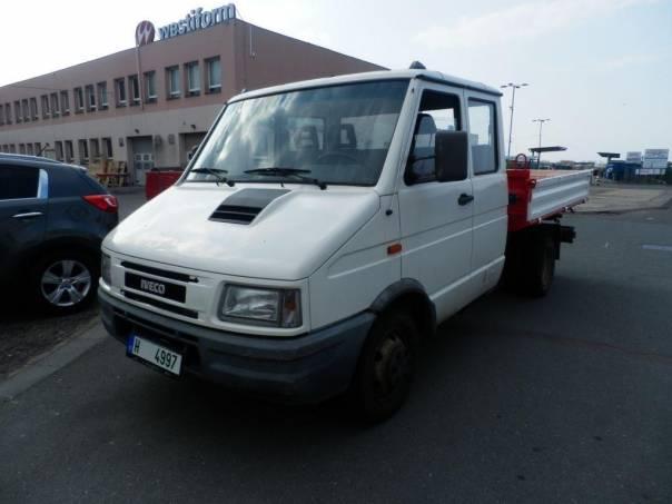Iveco Daily 2.8TDi,sklopka, foto 1 Užitkové a nákladní vozy, Nad 7,5 t | spěcháto.cz - bazar, inzerce zdarma