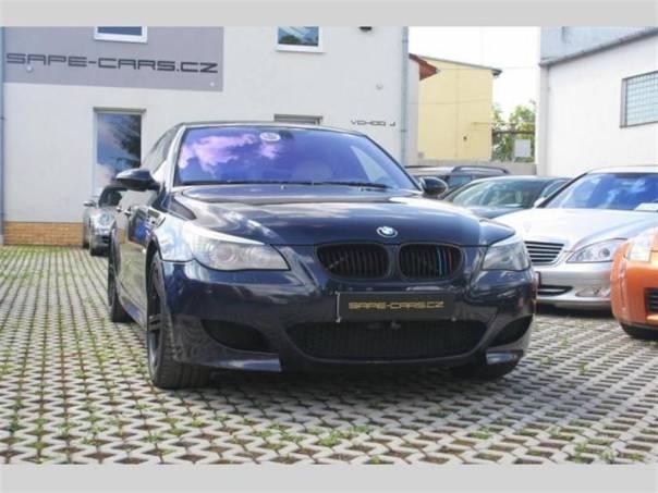 BMW M5 5.0 V10, HARTGE, MOVIT, ZÁRUKA, foto 1 Auto – moto , Automobily | spěcháto.cz - bazar, inzerce zdarma