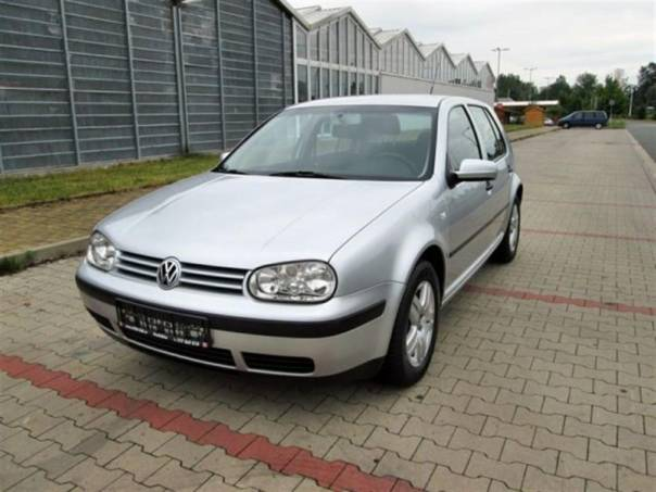 Volkswagen Golf 1,4 16V KLIMA, ALU, foto 1 Auto – moto , Automobily | spěcháto.cz - bazar, inzerce zdarma