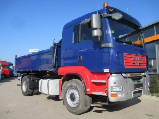 MAN  18.400 H  4x4  S3 EURO 4, foto 1 Užitkové a nákladní vozy, Nad 7,5 t | spěcháto.cz - bazar, inzerce zdarma