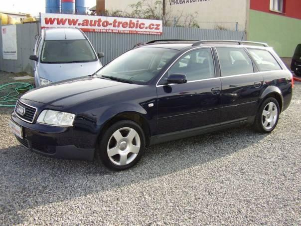 Audi A6 1.9 TDi 96KW, foto 1 Auto – moto , Automobily | spěcháto.cz - bazar, inzerce zdarma