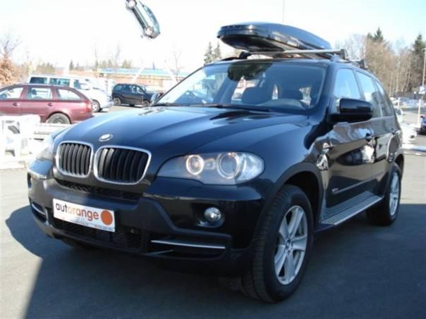 BMW X5 3.0d, ČR serviska, foto 1 Auto – moto , Automobily | spěcháto.cz - bazar, inzerce zdarma