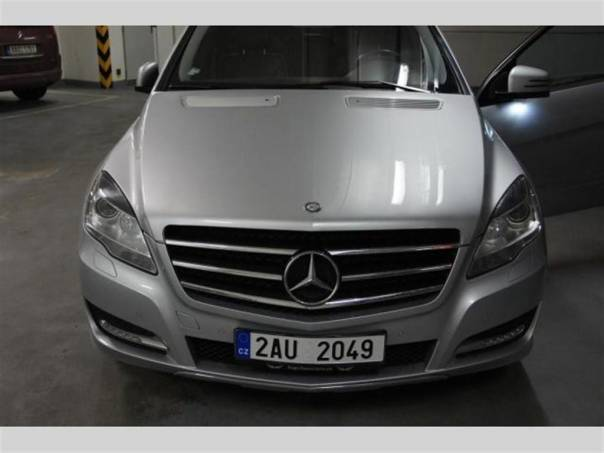 Mercedes-Benz Třída R R350 CDi, foto 1 Auto – moto , Automobily | spěcháto.cz - bazar, inzerce zdarma