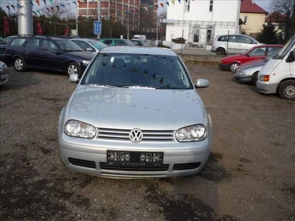 Volkswagen Golf 1.6 16V SR, foto 1 Auto – moto , Automobily | spěcháto.cz - bazar, inzerce zdarma