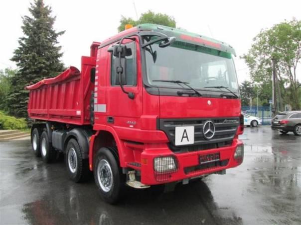 4146 Actros 8x4 sklopka, foto 1 Užitkové a nákladní vozy, Nad 7,5 t   spěcháto.cz - bazar, inzerce zdarma