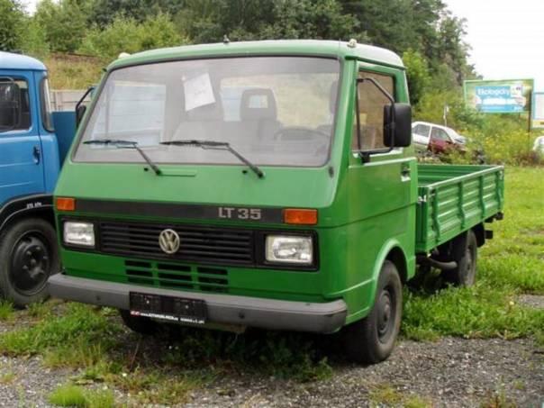 Volkswagen LT 2,4, foto 1 Užitkové a nákladní vozy, Nad 7,5 t | spěcháto.cz - bazar, inzerce zdarma