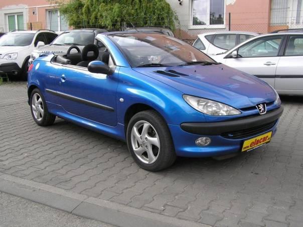 Peugeot 206 1.6 16V digiklima/serviska, foto 1 Auto – moto , Automobily | spěcháto.cz - bazar, inzerce zdarma