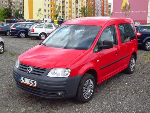 Volkswagen Caddy 2,0   SDI - ČR, S.kniha+Cebia, foto 1 Auto – moto , Automobily | spěcháto.cz - bazar, inzerce zdarma
