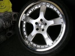 Mercedes-Benz Třída S LUXUSNÍ ALU KOLA OZ GIOTTO II