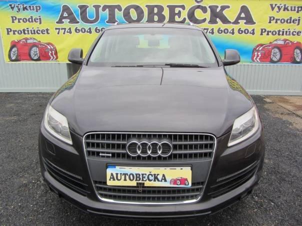 Audi Q7 1.maj., ČR,  DPH, vzduch, foto 1 Auto – moto , Automobily | spěcháto.cz - bazar, inzerce zdarma