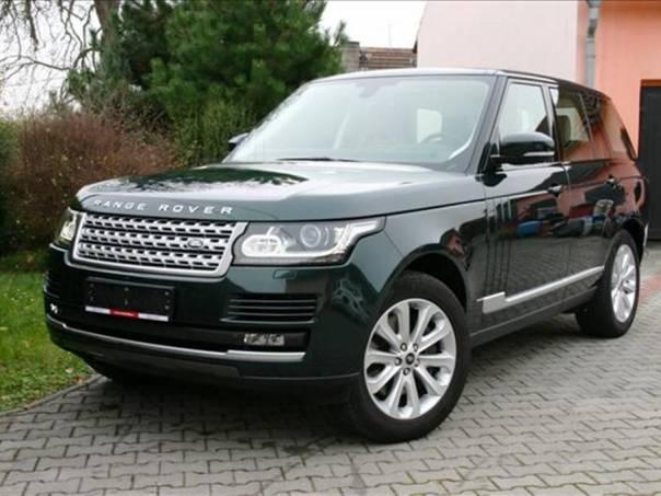 Land Rover Range Rover 3,0 TDV6  VOGUE stav nového vozu, foto 1 Auto – moto , Automobily | spěcháto.cz - bazar, inzerce zdarma