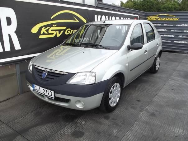 Dacia Logan 1.4   Koupeno v ČR, foto 1 Auto – moto , Automobily | spěcháto.cz - bazar, inzerce zdarma