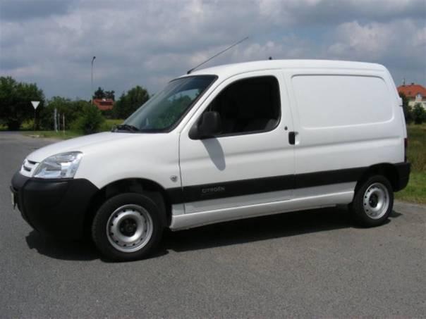 Citroën Berlingo 1.6HDi First KLIMA 1Maj,5d,UŽ.NOS.600kg,SERVIS.KNI, foto 1 Užitkové a nákladní vozy, Do 7,5 t | spěcháto.cz - bazar, inzerce zdarma