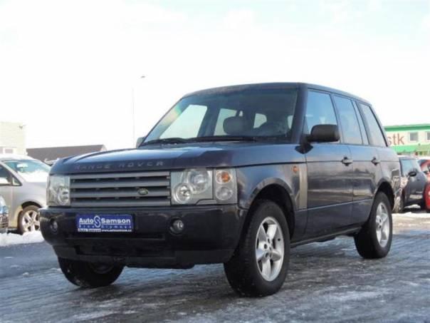 Land Rover Range Rover 3.0 TD6 *KLIMATIZACE* 4x4*, foto 1 Auto – moto , Automobily | spěcháto.cz - bazar, inzerce zdarma
