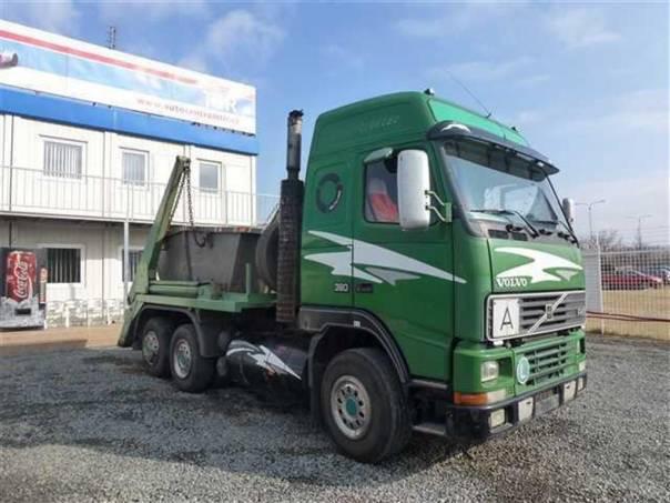 FH 12 6X2 KONTEJNER, foto 1 Užitkové a nákladní vozy, Nad 7,5 t | spěcháto.cz - bazar, inzerce zdarma