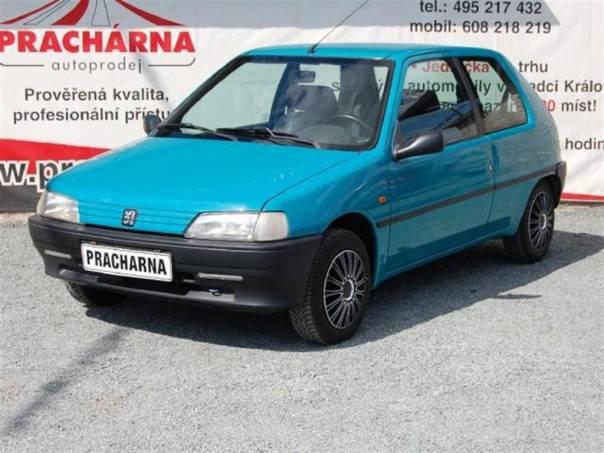 Peugeot 106 1.0i, foto 1 Auto – moto , Automobily | spěcháto.cz - bazar, inzerce zdarma