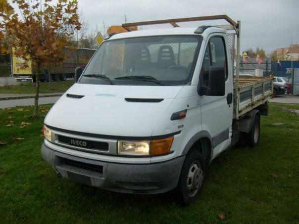Iveco Daily 2.8D sklápěč, foto 1 Užitkové a nákladní vozy, Do 7,5 t | spěcháto.cz - bazar, inzerce zdarma