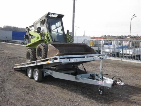 AD3,5T UNC-SPZ - 3, foto 1 Užitkové a nákladní vozy, Přívěsy a návěsy | spěcháto.cz - bazar, inzerce zdarma