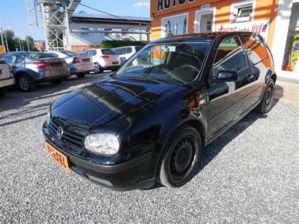 Volkswagen Golf IV 1.9TDi 81kW Edition,klima, foto 1 Auto – moto , Automobily | spěcháto.cz - bazar, inzerce zdarma