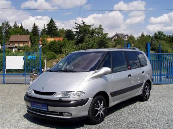 Renault Espace 2.0i 16V , krásný vůz, foto 1 Auto – moto , Automobily | spěcháto.cz - bazar, inzerce zdarma