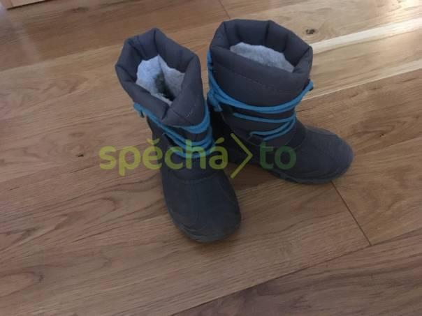 dětské zimní blikající boty Lupilu, foto 1 Pro děti, Dětská obuv  | spěcháto.cz - bazar, inzerce zdarma