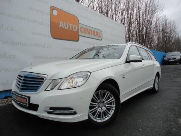Mercedes-Benz Třída E 220 CDi,Elegance,Navi,odpočet DPH, foto 1 Auto – moto , Automobily | spěcháto.cz - bazar, inzerce zdarma