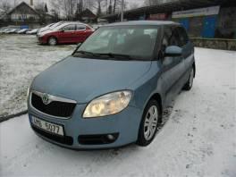 Škoda Fabia 1.4 Tdi Klima,Super stav,4l/100km