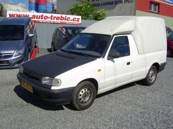 Škoda Felicia Pick-Up 1.3i, foto 1 Auto – moto , Automobily | spěcháto.cz - bazar, inzerce zdarma